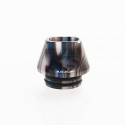 Authentic Vapesoon DT231-H 810 Replacement Drip Tip for TFV8 / TFV12 Tank / Goon / Kennedy / Reload RDA - Grey, Resin, 15.5mm