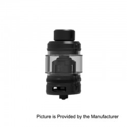 Authentic OFRF NexMesh Sub-Ohm Tank Atomizer - Black, 4ml / 5ml, 0.2ohm, 25mm Diameter
