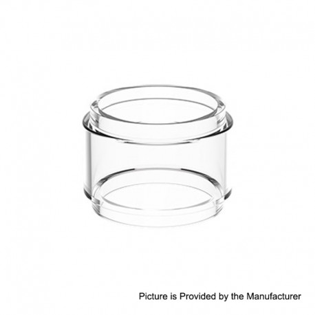 Authentic OFRF nexMESH Sub-Ohm Tank Replacement 5ml Glass Tube - Transparent, Glass, 25mm Diameter