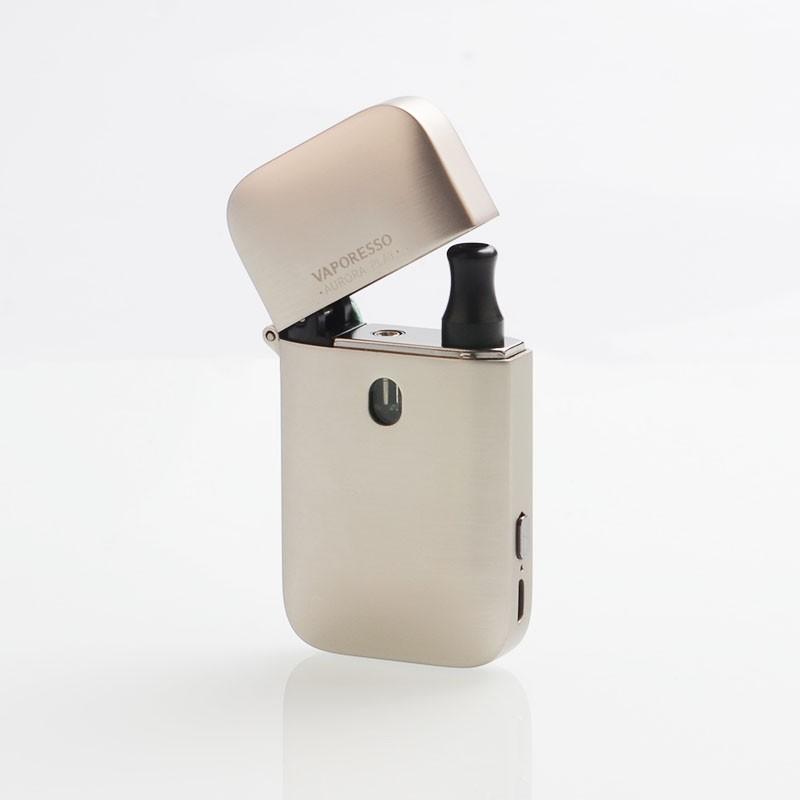 Buy Vaporesso Aurora Play Lighter Pod Kit Silver 650mAh Pod