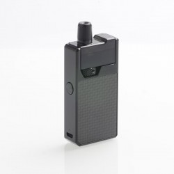 Authentic GeekVape Frenzy 950mAh Pod System Starter Kit - Black Carbon Fiber, 2ml, 1.2 Ohm
