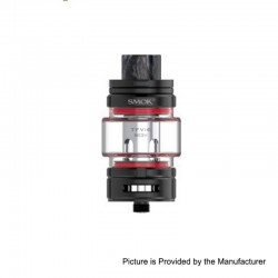 Authentic SMOKTech SMOK TFV16 Sub Ohm Tank Atomizer Standard Edition - Black, Stainless Steel, 9ml, 0.17ohm, 32mm Diameter