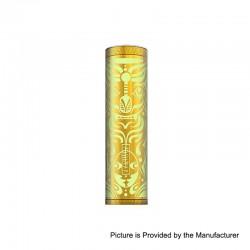Authentic Uwell Soulkeeper Mechanical Mod - Fluorescent, Brass, 1 x 18650 / 20700 / 21700