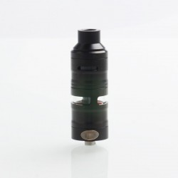 ShenRay Gevolution V2 Style Mesh RDTA Rebuildable Dripping Tank Atomizer - Black, 316 Stainless Steel, 4ml, 23mm Diameter