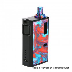 Authentic IJOY Mercury 1100mAh 12W Pod System Starter Kit - B-Ghostfire, 2ml, 1.0ohm