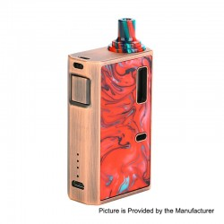 Authentic IJOY Mercury 1100mAh 12W Pod System Starter Kit - RC-Hellfire, 2ml, 1.0ohm