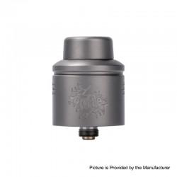 Authentic Wotofo Profile RDA Rebuildable Dripping Atomizer w/ BF Pin - Gun Metal, Titanium, 24mm Diameter