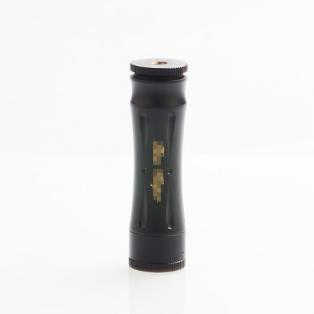 TimeKeeper Time Keeper V2 Style Mechanical Mod - Black, Brass, 1 x 18650