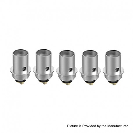 Authentic Vapefly Jester Replacement Regular Coil Head for Jester Pod Kit - 1.2ohm (5 PCS)