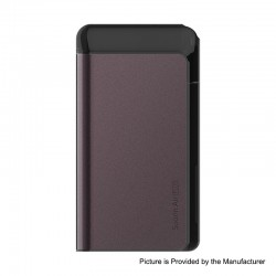Authentic Suorin Air Plus 930mAh 22W Pod System Starter Kit - Mulberry, 3.5ml, 0.7ohm / 1.0ohm