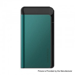 Authentic Suorin Air Plus 930mAh 22W Pod System Starter Kit - Teal Blue, 3.5ml, 0.7ohm / 1.0ohm