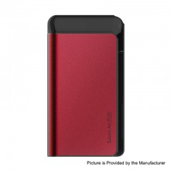 Authentic Suorin Air Plus 930mAh 22W Pod System Starter Kit - Red, 3.5ml, 0.7ohm / 1.0ohm