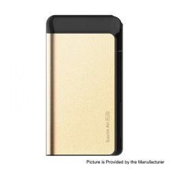 Authentic Suorin Air Plus 930mAh 22W Pod System Starter Kit - Golden, 3.5ml, 0.7ohm / 1.0ohm