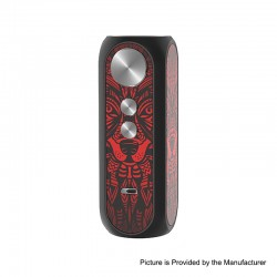 Authentic OBS Cube X 80W VW Variable Wattage Box Mod - Bloody Mary, 3.2~4.2V, 1 x 18650