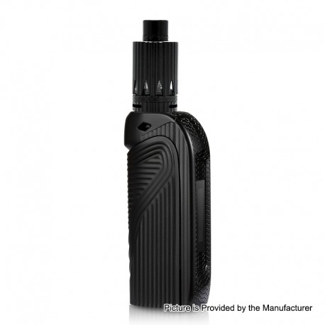 Authentic CKS Mamba 75W TC VW Variable Wattage Box Mod kit - Black, 5~75W, 1 x 18650, VO 75 Chip