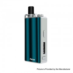 Authentic OVANTY Falcon 40W 950mAh VW Variable Wattage Pod System Starter Kit - Green, 5~40W, 1.8ml
