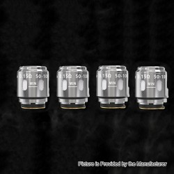 Authentic Vandy Vape Swell Replacement Triple Mesh Coil Head - Silver, 0.15ohm (4 PCS)