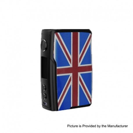 Authentic Vandy Vape Swell 188W VW Variable Wattage Box Mod - UK, 5~188W, 2 x 18650
