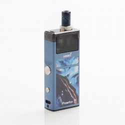 Authentic Smoant Pasito 25W 1100mAh Mod Pod System Starter Kit - Blue, 3ml