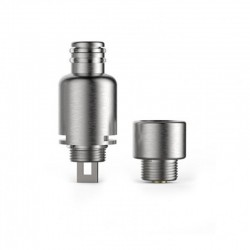Authentic Smoant Pasito Pod System Replacement RBA Single Coil Head - Silver