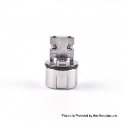 ShenRay TF Taifun GTR RTA Replacement DL Accessory Module - Silver, 316 Stainless Steel, 9.9mm Diameter