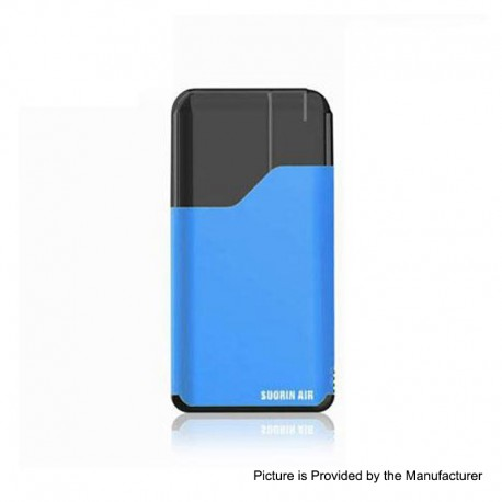 Authentic Suorin Air V2 16W 400mAh Pod System Starter Kit - Blue, 2ml, 1.2ohm