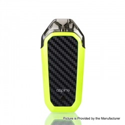 Authentic Aspire AVP 12W 700mAh All-in-one Pod System Starter Kit - Green, 2ml, 1.2ohm