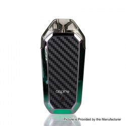 Authentic Aspire AVP 12W 700mAh All-in-one Pod System Starter Kit - Rainbow, 2ml, 1.2ohm