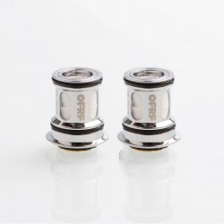 Authentic OFRF NexMesh Replacement A1 Coil for NexMesh Sub-Ohm Tank - Silver, 0.2ohm, KA1 (2 PCS)