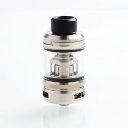 Authentic OFRF NexMesh Sub-Ohm Tank Atomizer - Silver, 4ml / 5ml, 0.2ohm, 25mm Diameter