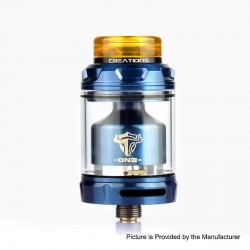 ThunderHead Creations THC Tauren One RTA - Blue