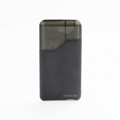 Authentic Suorin Air V2 16W 400mAh Pod System Starter Kit - Black, 2ml, 1.2ohm