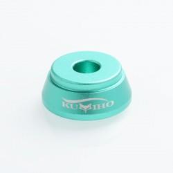 Authentic Kumiho 510 Holder Stand for RDA / RTA / RDTA Vape Atomizer - Green, Aluminum