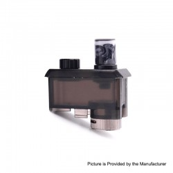Authentic HorizonTech Magico Kit Replacement Pod Cartridge - Black, 7.5ml