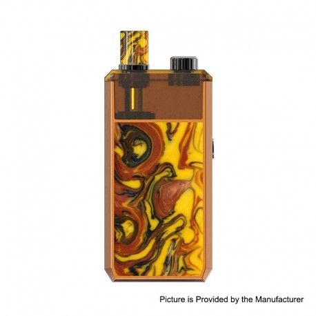Authentic HorizonTech Magico Pod 1370mAh System Starter Kit - Rose Gold, 7.5ml, 1.8ohm