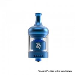 Authentic KAEES Aladdin MTL RTA Rebuildable Tank Atomizer - Rainbow+Blue+Gun Metal+Silver+Black, 2ml , 22mm Diameter
