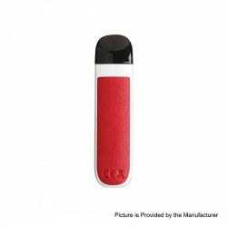 Authentic VEIIK Airo 360mAh Pod System Starter Kit - Red, 1.2ohm, 2ml