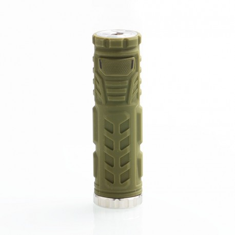Authentic Vandy Vape Trident IP67 Waterproof Tube Mod - Green, 1 x 18650