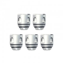 Authentic Asmodus Viento Replacement Mesh Coil Head - Silver, 0.2ohm (5 PCS)