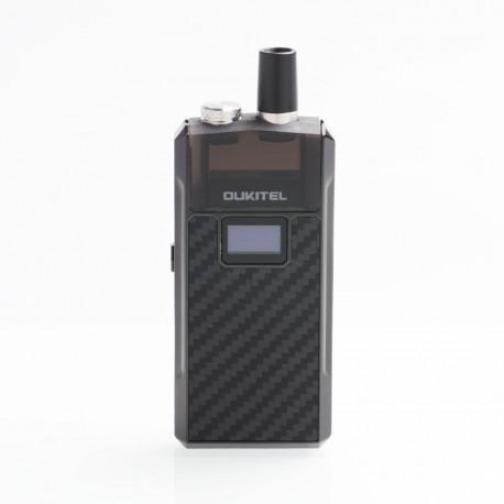 Authentic Oukitel Bison 1000mAh 30W Pod System Starter Kit - Black, 2ml, 1.2ohm