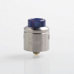 [Ships from HongKong] Authentic Wotofo Profile RDA Rebuildable Dripping Atomizer w/ BF Pin - Silver, Stainless Steel, 24mm Dia.