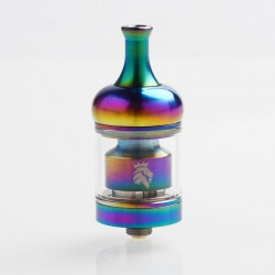 Authentic KAEES Aladdin MTL RTA Rebuildable Tank Atomizer - Rainbow, 2ml , 22mm Diameter