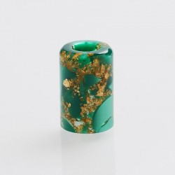 Authentic Reewape AS246 Replacement Drip Tip for Smoant Pasito Kit - Green Gold, Resin