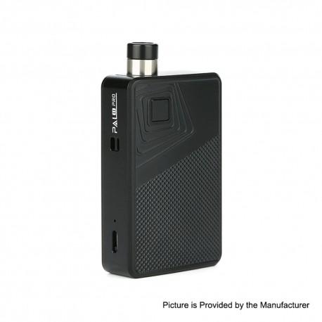 Authentic Artery PAL II 2 Pro 22W 1000mAh Pod System VW Mod Kit - Black Diamond, 5~22W, 0.6ohm / 1.0ohm, 3ml (Standard Edition)