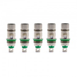 [Ships from HongKong] Authentic Aspire Replacement Coil for Nautilus AIO Pod System Starter Kit - 1.8 Ohm (10~12W) (5 PCS)