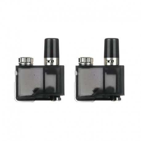 [Ships from HongKong] Authentic Lost Vape Replacement Pod Cartridge for Orion DNA GO Starter Kit - 2ml, 0.25 Ohm (2 PCS)