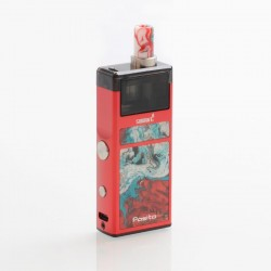 [Ships from HongKong] Authentic Smoant Pasito 25W 1100mAh Mod Pod System Starter Kit - Red, 3ml