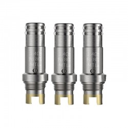 [Ships from HongKong] Authentic Smoant Pasito Pod Replacement MTL Ni80 Coil Head - Silver, 1.4ohm (10~13W) (3 PCS)
