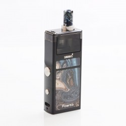 [Ships from Germany] Authentic Smoant Pasito 25W 1100mAh Mod Pod System Starter Kit - Black, 3ml