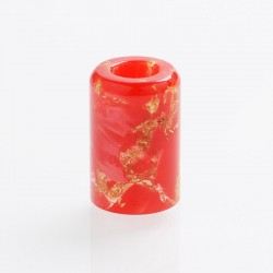 Authentic Reewape AS246 Replacement Drip Tip for Smoant Pasito Kit - Red Gold, Resin